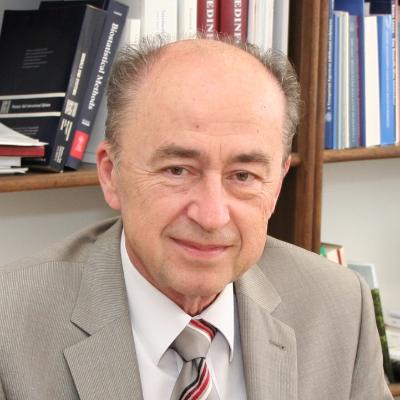 Dr. György Kozmann (D.Sc.)